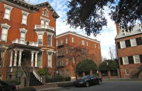 Savannah is known for its well-preserved architecture.